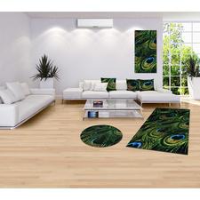 """Teppich, Kissen oder Wandbehang """"Paradiso"""" Paradiso-exotisch und elegant."""