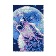 "Wandbehang ""Yukon"" Wandbehänge aus Reiner Schurwolle."