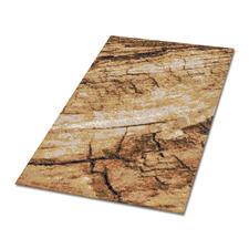 """Teppich """"Wood"""" Natürlich Leben"""