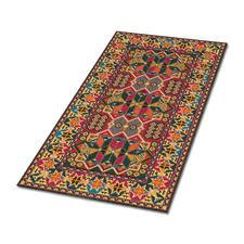 Stickteppich - Bazar Gestickte Teppiche – besonders strapazierfähig.