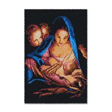 """Wandbehang """"Heilige Nacht"""" Weihnachtliche Wandbehänge"""