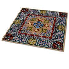 """Teppich """"Mandala 1"""" Dieser Teppich ist mehr als ein Dekorationsgegenstand."""