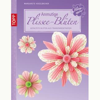 Buch - Anmutige Plissee-Blüten