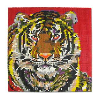 Assembly Vollmotiv - Tiger Assembly
