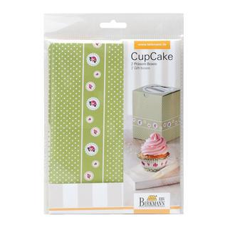 Cupcake Transportbox, klein oder groß Cupcake Transportbox.