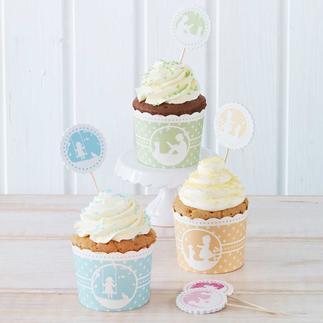 Cupcakes - süße Verführer im bunten Gewand