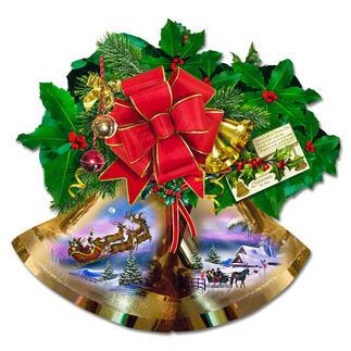 Puzzle - Weihnachtsglocken Puzzeln - Ein Spaß für die ganze Familie – spannend und entspannend zugleich