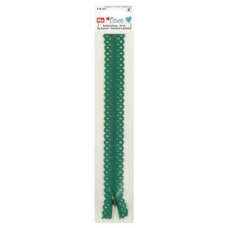 Prym Reißverschluss, Grün