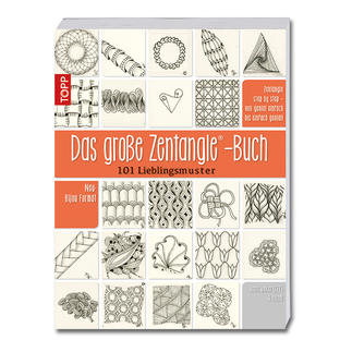 Buch - Das große Zentangle®-Buch – 101 Lieblingsmuster