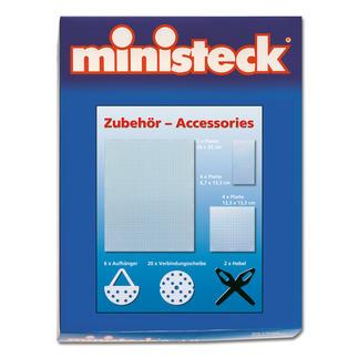 Ministeck Zubehör-Accessoires Ministeck - Einzigartig detailreich, einzigartig abwechslungsreich.