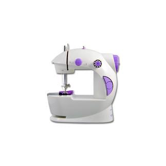 Kompakte Mini-Nähmaschine Zubehör für Ihr Hobby Nähen.