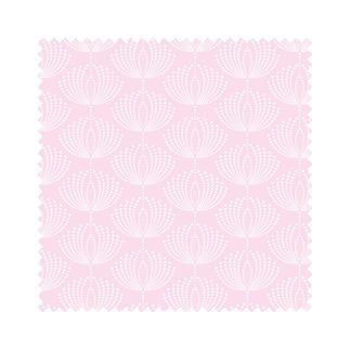 Stoffzuschnitt - Long Island, Pusteblume, Rosa Traditionelle Dessins kombinieren Sommerfrische mit maritimer Eleganz.