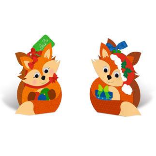 Geschenkboxen - Füchse Originelle Geschenkboxen.