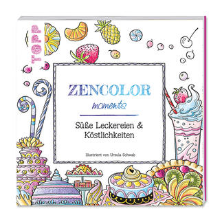 Zencolor moments - Süße Leckereien & Köstlichkeiten.