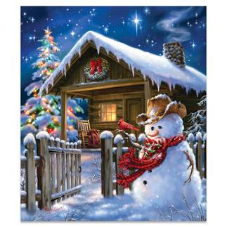 Puzzle - Weihnachtsstimmung Ein Spaß für die ganze Familie – spannend und entspannend zugleich.
