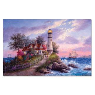 Puzzle - Leuchtturm Ein Spaß für die ganze Familie – spannend und entspannend zugleich.