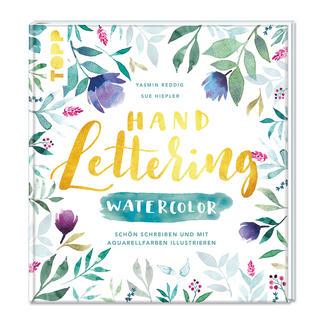 Buch - Handlettering Watercolor