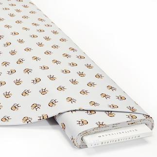 Meterware - Baumwoll-Jersey, Äffchen Baumwoll-Jersey – Der ideale Stoff für bequeme Shirts, Kleider und Kindermode.
