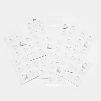 Jahresübersicht 2018 my PLANNER – Ihr individueller Terminkalender.