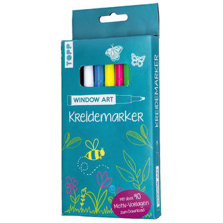 Window Art Kreidemarker-Set