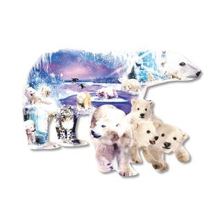 Puzzel - Polarwelt Puzzeln