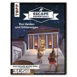Escape Adventures – Von Helden und Göttersagen.