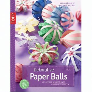 Buch - Dekorative Paper Balls