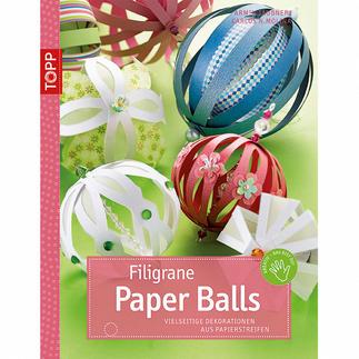 Buch - Filigrane Paper Balls
