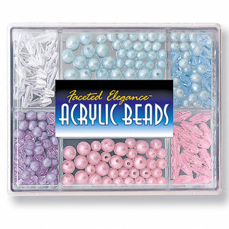 Perlen-Box, Pastell