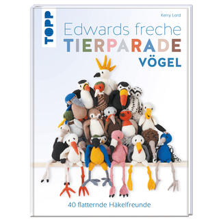 Buch - Edwards freche Tierparade VÖGEL