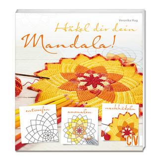 Buch - Häkel Dir Dein Mandala