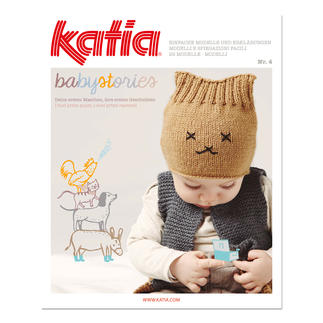 Heft - Katia Babystories Nr. 4