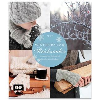 Buch - Wintertraum und Strickzauber