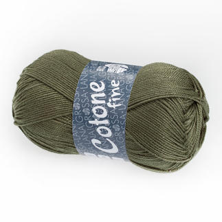 Cotone Fine Uni von Lana Grossa