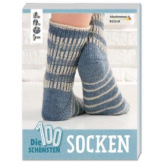 Buch - Die 100 schönsten Socken
