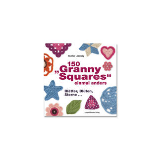 Buch - 150 Granny Squares