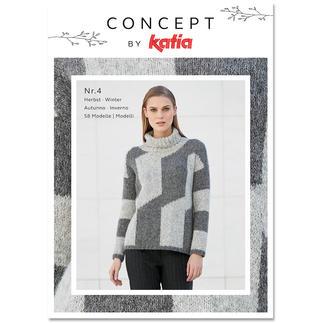Heft - Katia Concept Nr. 4
