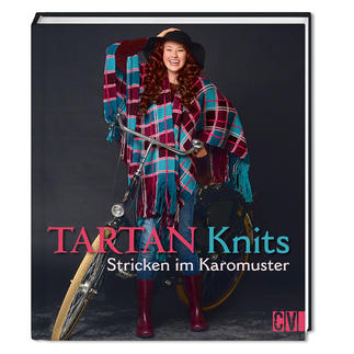 Buch - Tartan Knits