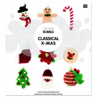 Buch - Creative Bubble, Classical X-Mas