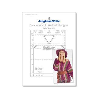 Anleitungsheft WoolDesign Herbst/Winter 2018 Junghans-Wolle Anleitungsheft