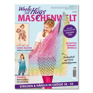 Heft - Woolly Hugs Maschenwelt 03/19