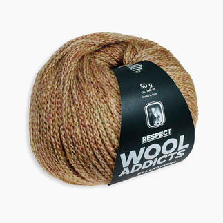 Respect von WOOLADDICTS by Lang Yarns