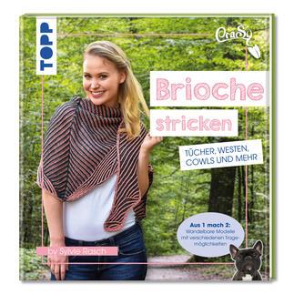 Buch - Brioche stricken by Sylvie Rasch