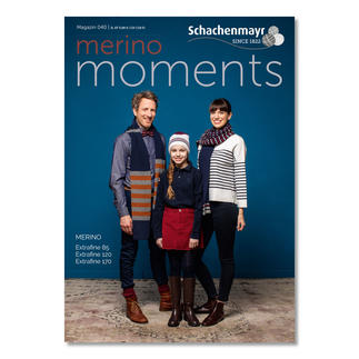 Heft - 040 Merino Moments