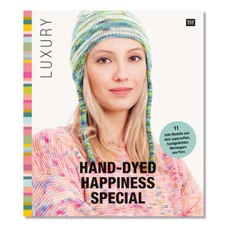 Heft - Hand-Dyed Happiness Special