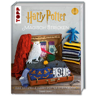 Buch - Harry Potter™ Magisch Stricken