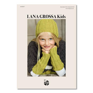 Heft - Lana Grossa Kids Pocket No. 11
