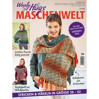 Heft - Woolly Hugs Maschenwelt 02/20