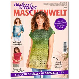 Heft - Woolly Hugs Maschenwelt 05/20