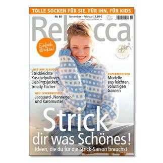 Heft - Rebecca Nr. 80
